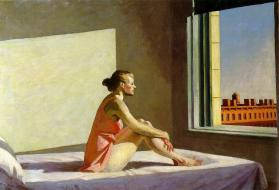 Morning Sun - Edward Hopper
