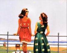 © Jack Vettriano - A Date with Fate