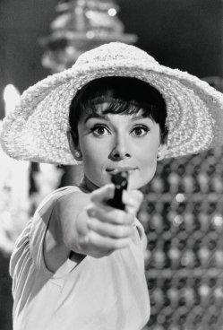 ©Bob Willoughby - Audrey Hepburn
