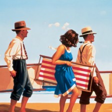 © Jack Vettriano - Sweet Bird of Youth